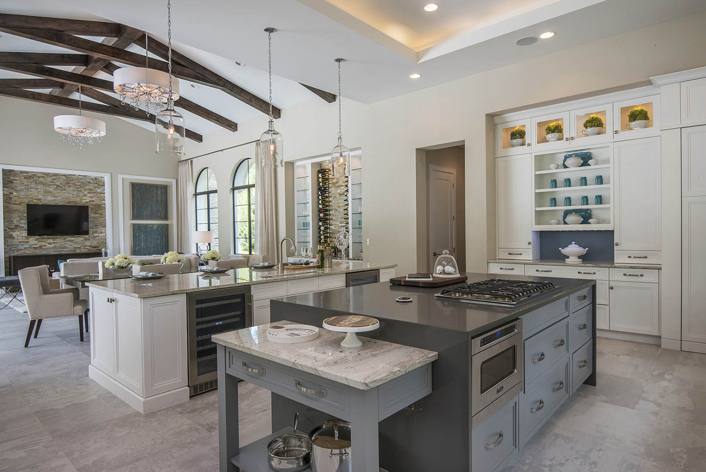 BC Model – Kitchen 2