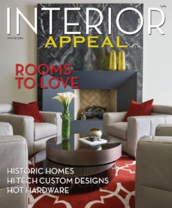 Interior Appeal magazine cover